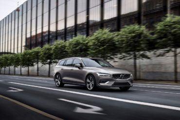 223576 New Volvo V60 exterior