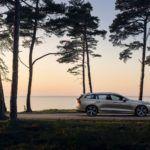 223580 New Volvo V60 exterior