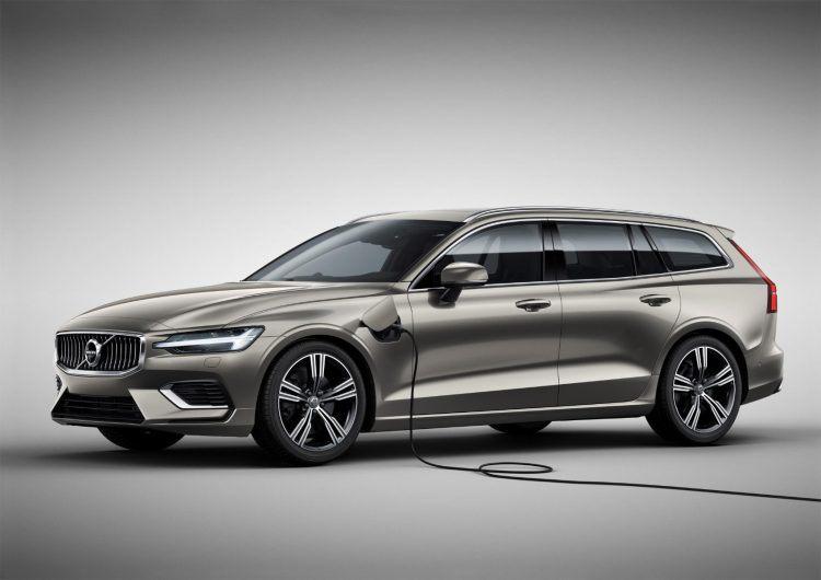 224657 New Volvo V60 exterior