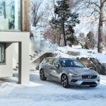 230303 New Volvo V60 family estate