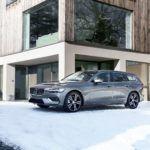 230304 New Volvo V60 family estate