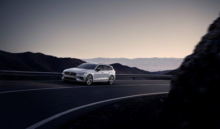 231027 New Volvo V60 R Design