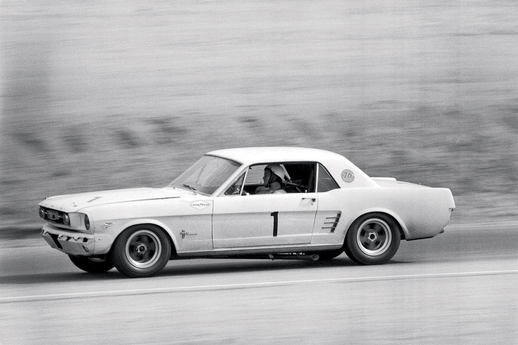 Automoblog Book Garage: Boss Mustang: 50 Years