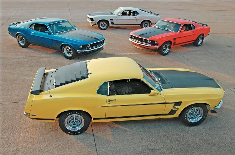 Automoblog Book Garage: Boss Mustang: 50 Years 19