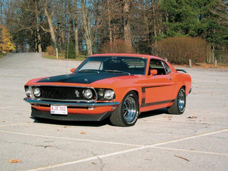 Automoblog Book Garage: Boss Mustang: 50 Years 17