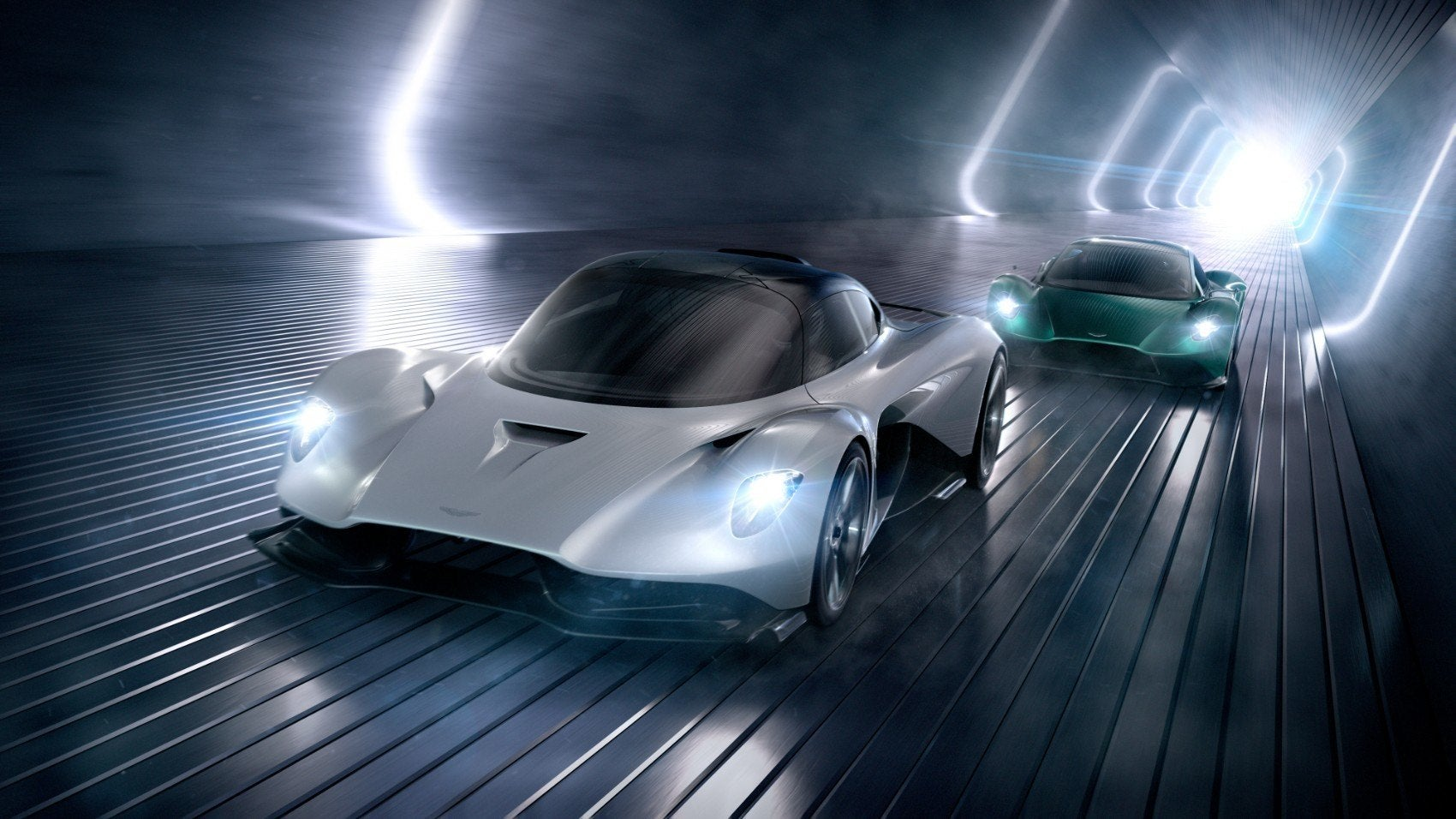 Vanquish Vision Concept Aston Martin Goes Mid Engine