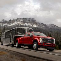 F 450 Red 2 200x200 - 2020 Ford Super Duty: An In-Depth Look At Dearborn's Big Slugger