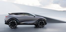 Nissan IMQ Concept: The Future of Hybrid Crossovers Is In Good Hands