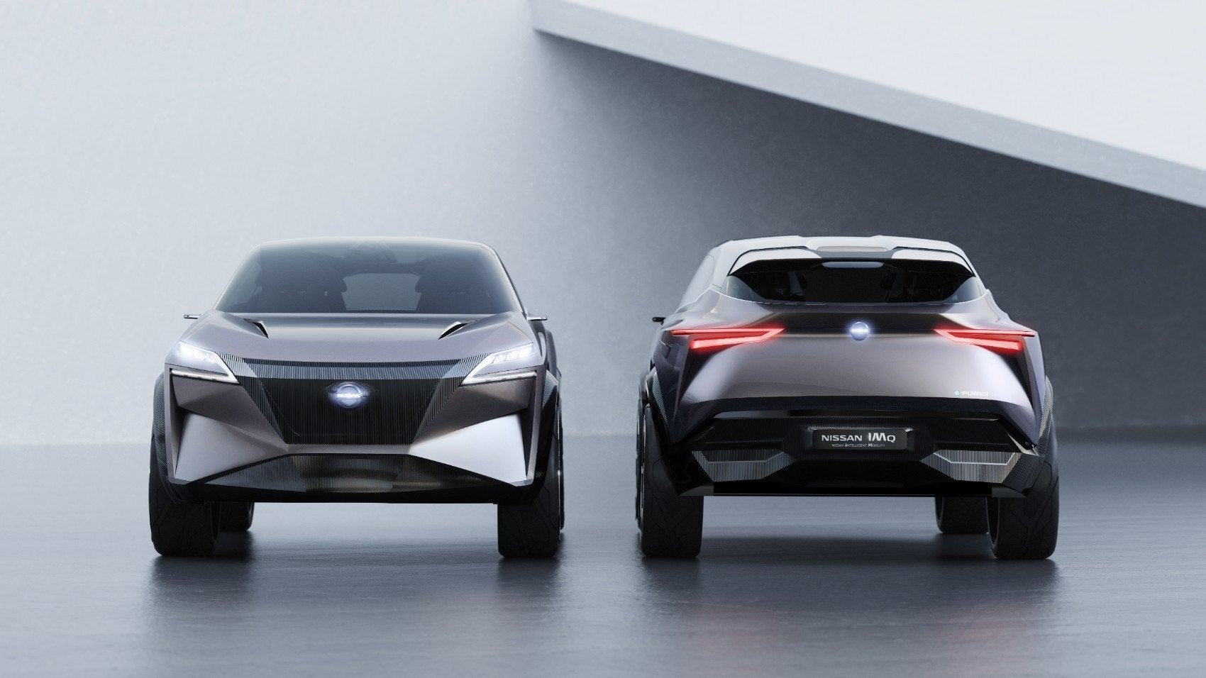 Nissan IMQ Concept: The Future of Hybrid Crossovers Is In ...