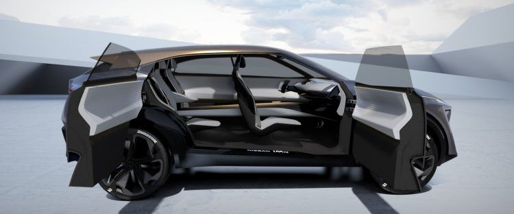 IMQ Concept car Interior 1