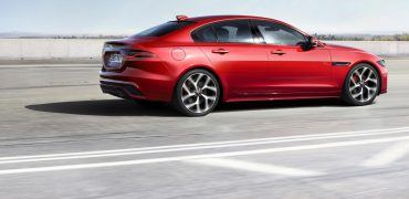 Jag XE 20MY Location 260219 032 GLHD 370x180 - 2020 Jaguar XE: Proper, Precise & Sporty In All Ways British