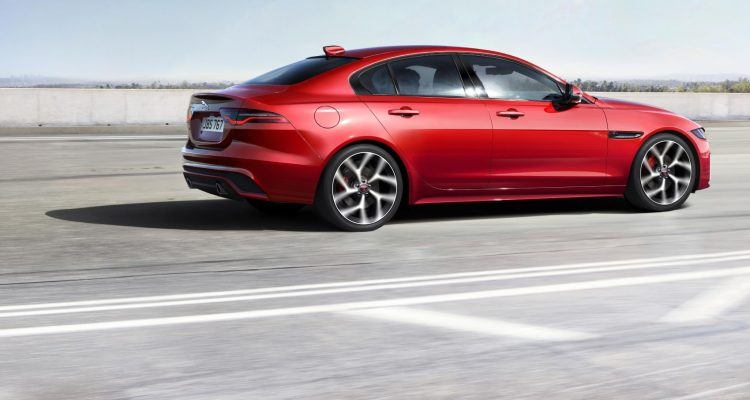 Jag XE 20MY Location 260219 032 GLHD 750x400 - 2020 Jaguar XE: Proper, Precise & Sporty In All Ways British