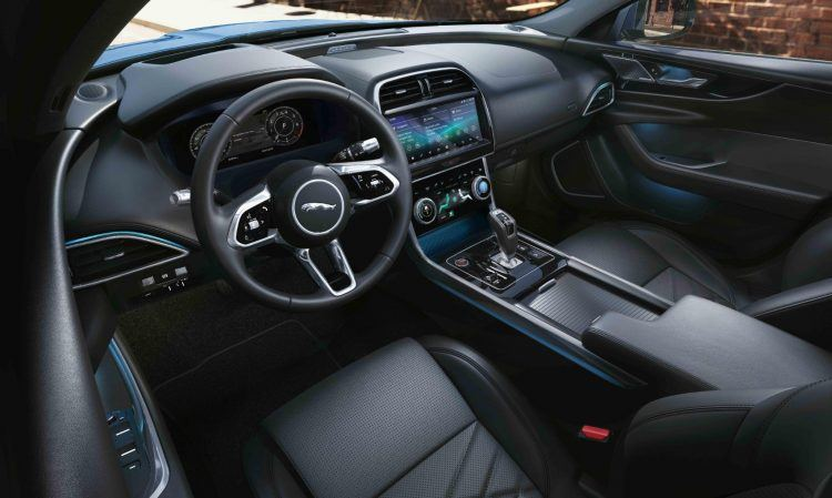 Jag XE 20MY Location Interior 260219 027 GLHD