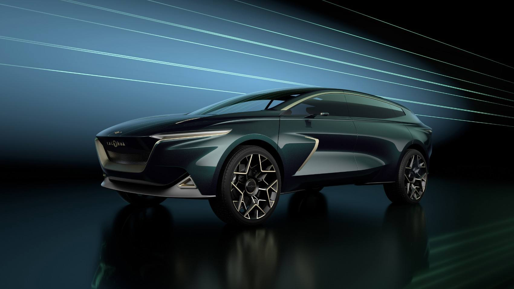 Lagonda All-Terrain Concept: The EV With The Floating Key