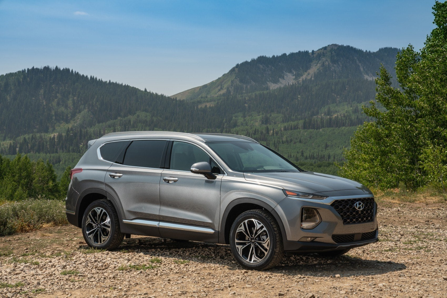 What Is A Crossover Suv >> 2019 Hyundai Santa Fe Ultimate Review: A Good Everyday SUV