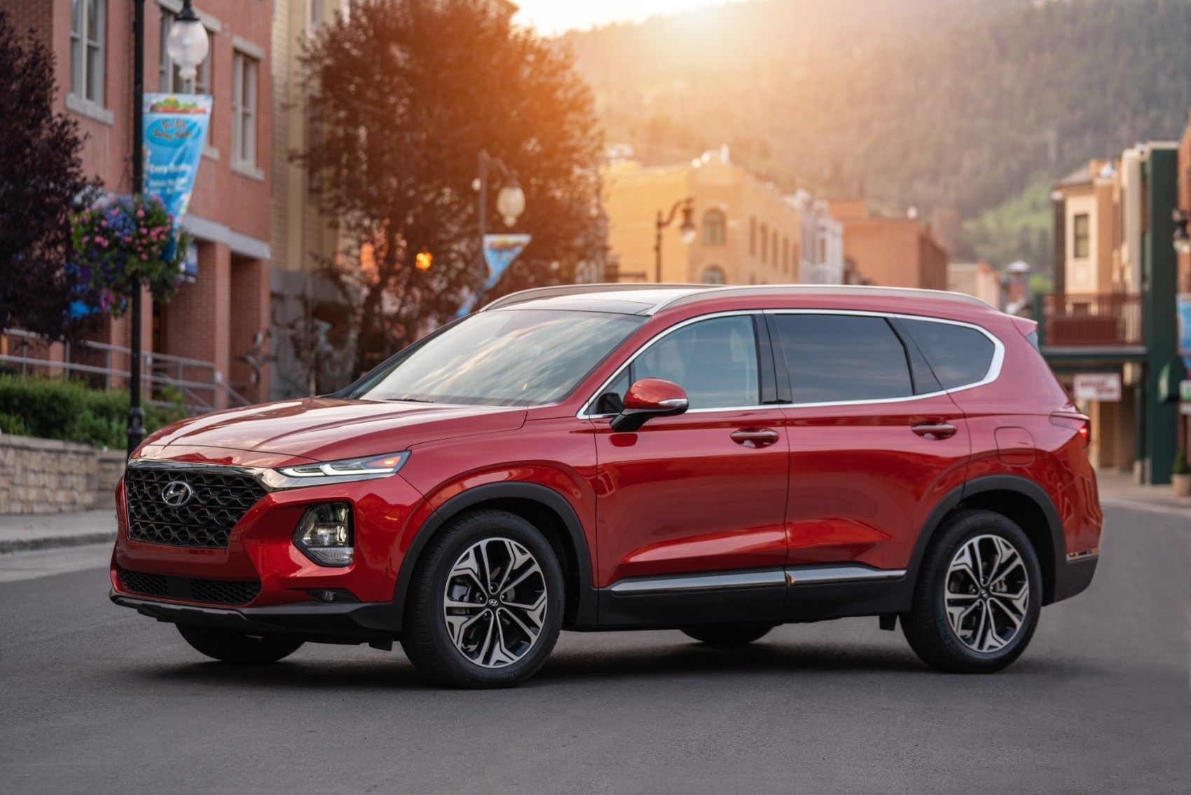 2019 Hyundai Santa Fe Ultimate Review A Good Everyday Suv