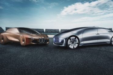 BMW Group & Daimler AG Partner For Autonomous Driving Technology 23