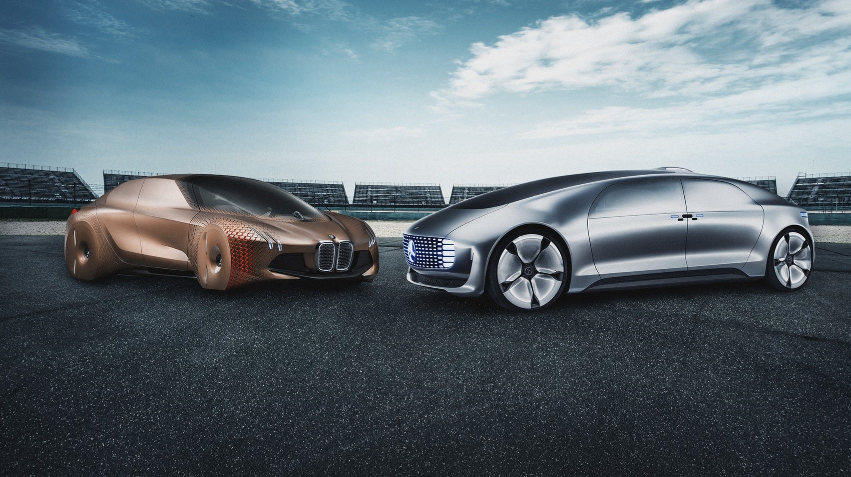 BMW Group & Daimler AG Partner For Autonomous Driving Technology