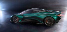 Vanquish Vision Concept: Aston Martin Goes Mid-Engine!