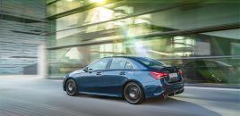 Mercedes-AMG A 35 Sedan: The Nemesis For Audi & BMW Hot Shoes