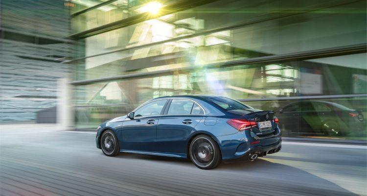 19C0171 001 source 750x400 - Mercedes-AMG A 35 Sedan: The Nemesis For Audi & BMW Hot Shoes