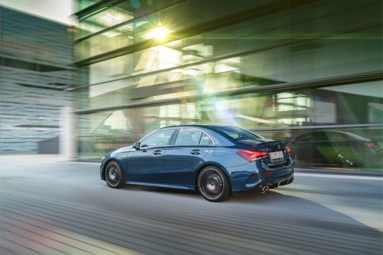 Mercedes-AMG A 35 Sedan: The Nemesis For Audi & BMW Hot Shoes 21