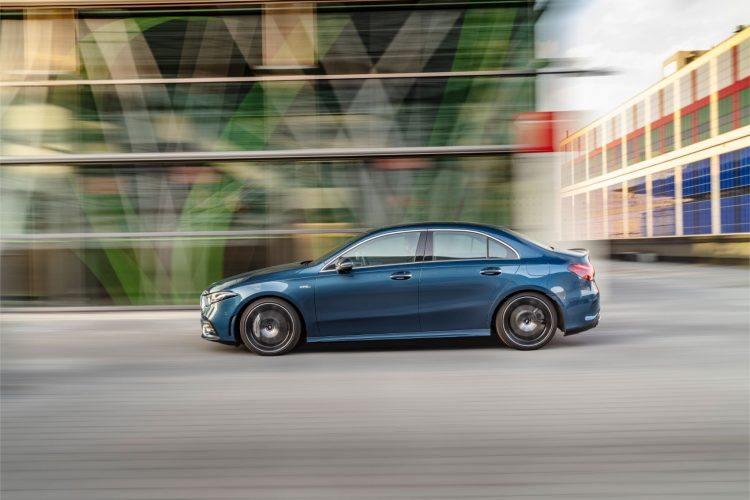 Mercedes-AMG A 35 Sedan: The Nemesis For Audi & BMW Hot Shoes 16