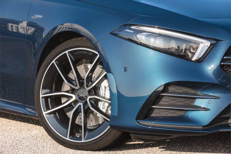 Mercedes-AMG A 35 Sedan: The Nemesis For Audi & BMW Hot Shoes 18