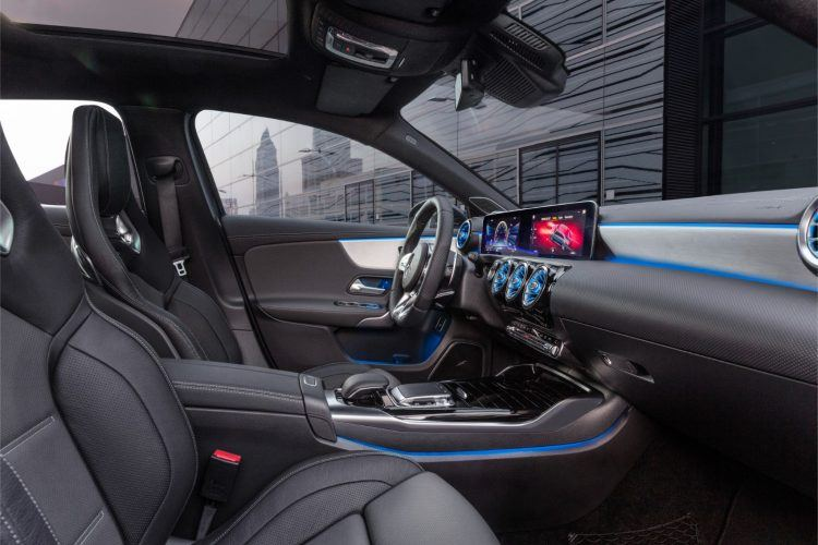 Mercedes-AMG A 35 Sedan: The Nemesis For Audi & BMW Hot Shoes 19