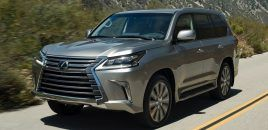 2019 Lexus LX 570 Two-Row Review: Powerful & Luxurious But Thirsty