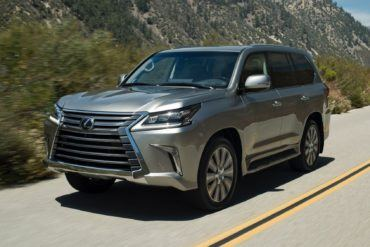 2019 Lexus LX 570 Two-Row Review: Powerful & Luxurious But Thirsty 30
