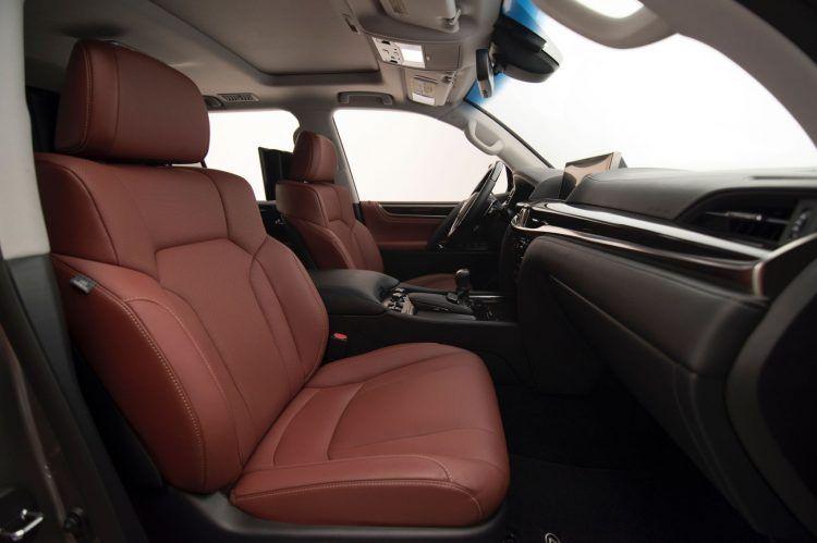 2019 Lexus LX 570 022 0F39679B1505B9FCDA01E764DCCFFCE7B7F6B5A0