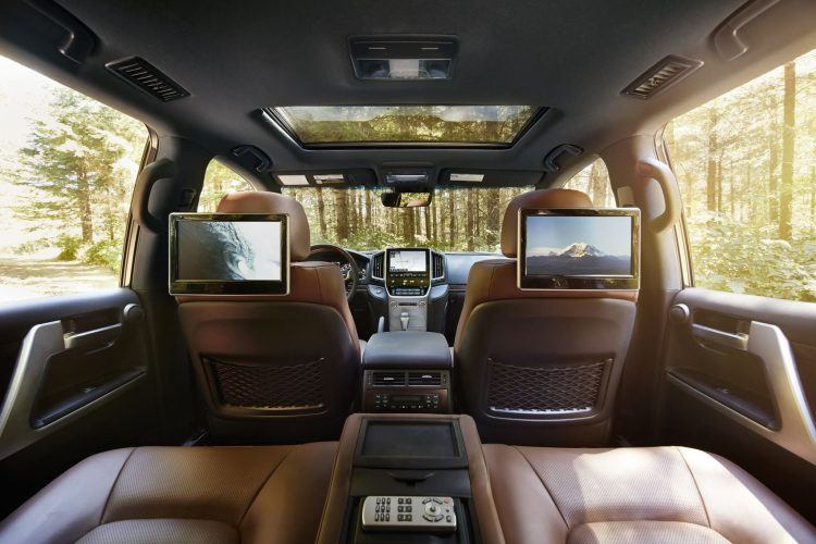2020 Toyota Land Cruiser