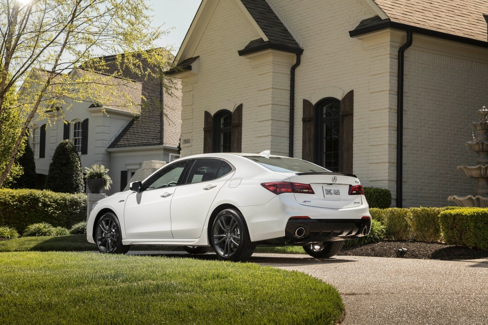 2020 Acura Tlx Review.2020 Acura Tlx Letting Those Colors Fly