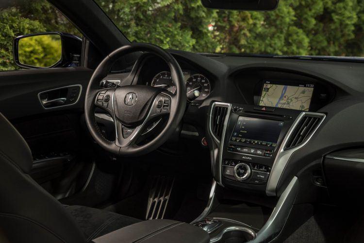 2020 Acura TLX 116