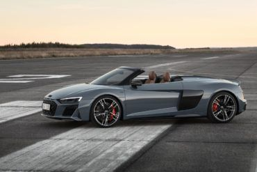 2020 Audi R8 V10 performance Spyder 5676 1