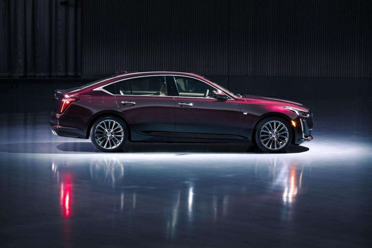 2020 Cadillac CT5: Reviving the American Sport-Luxury Sedan 16