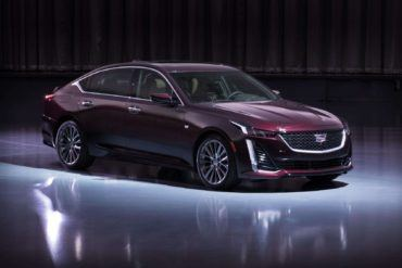 2020 Cadillac CT5 PremiumLuxury 010