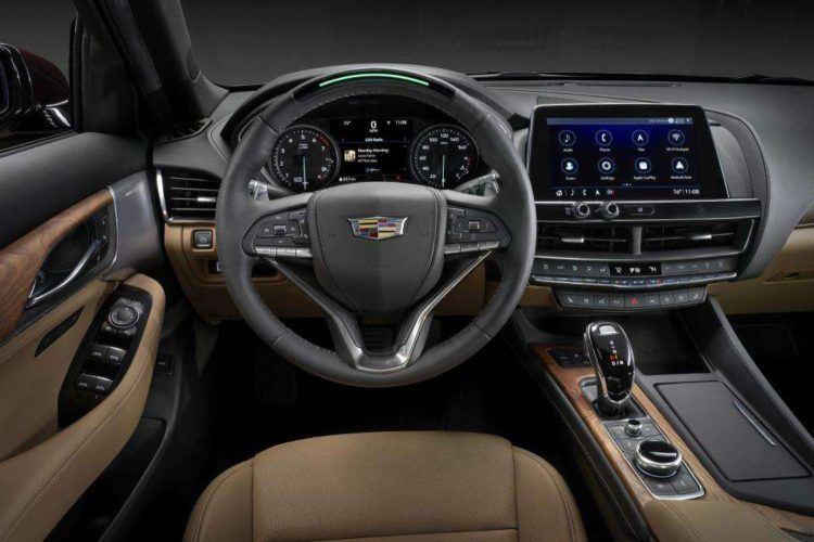 2020 Cadillac CT5 PremiumLuxury 028