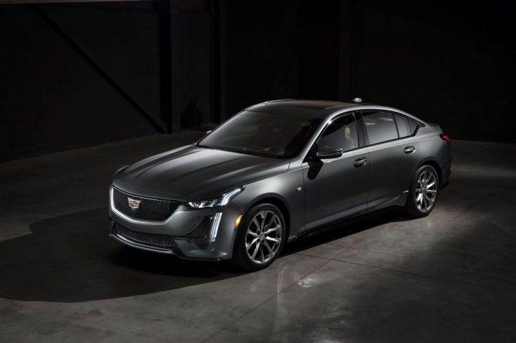 2020 Cadillac CT5 Sport 001
