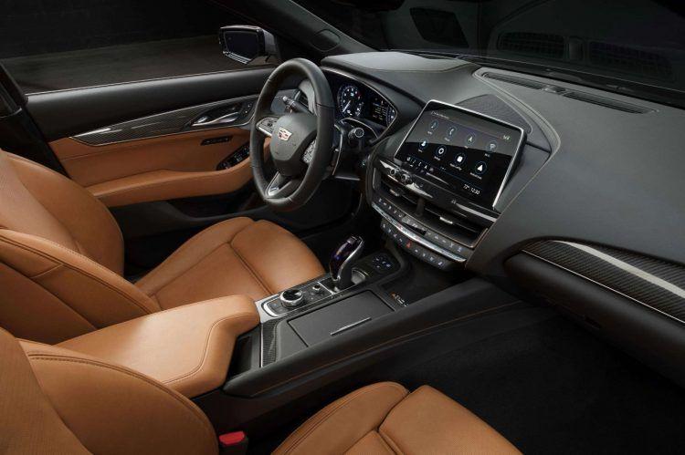 2020 Cadillac CT5 Sport 025