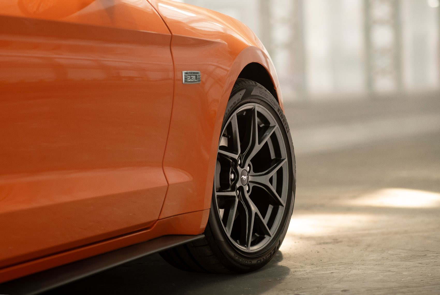 Pirelli P Zero >> 2020 Mustang 2.3L Performance Package: From Engine Swap To Reality