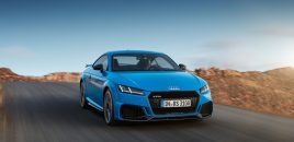 2019 Audi TT RS: This Little Guy (Really) Packs A Punch!