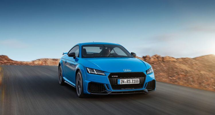 A191520 large 750x400 - 2019 Audi TT RS: This Little Guy (Really) Packs A Punch!