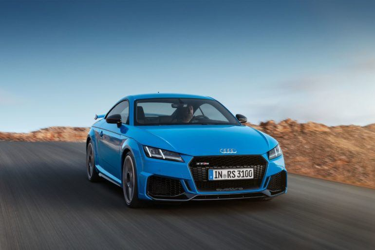 2019 Audi TT RS: This Little Guy (Really) Packs A Punch! 20