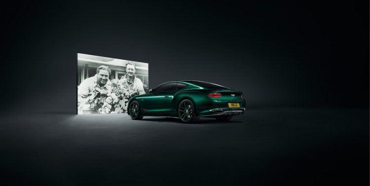 Continental GT No 9 Edition 2