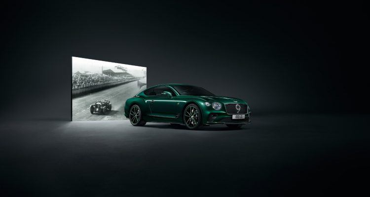 Continental GT No 9 Edition 3 750x400 - Bentley Continental GT Number 9 Edition: The 'Blower' Reimagined
