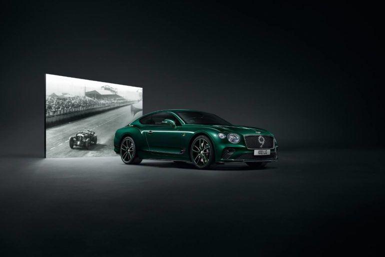 Continental GT No 9 Edition 3