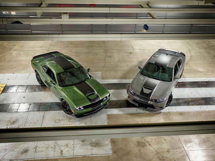 Dodge Debuts Stars & Stripes Edition Charger & Challenger 16