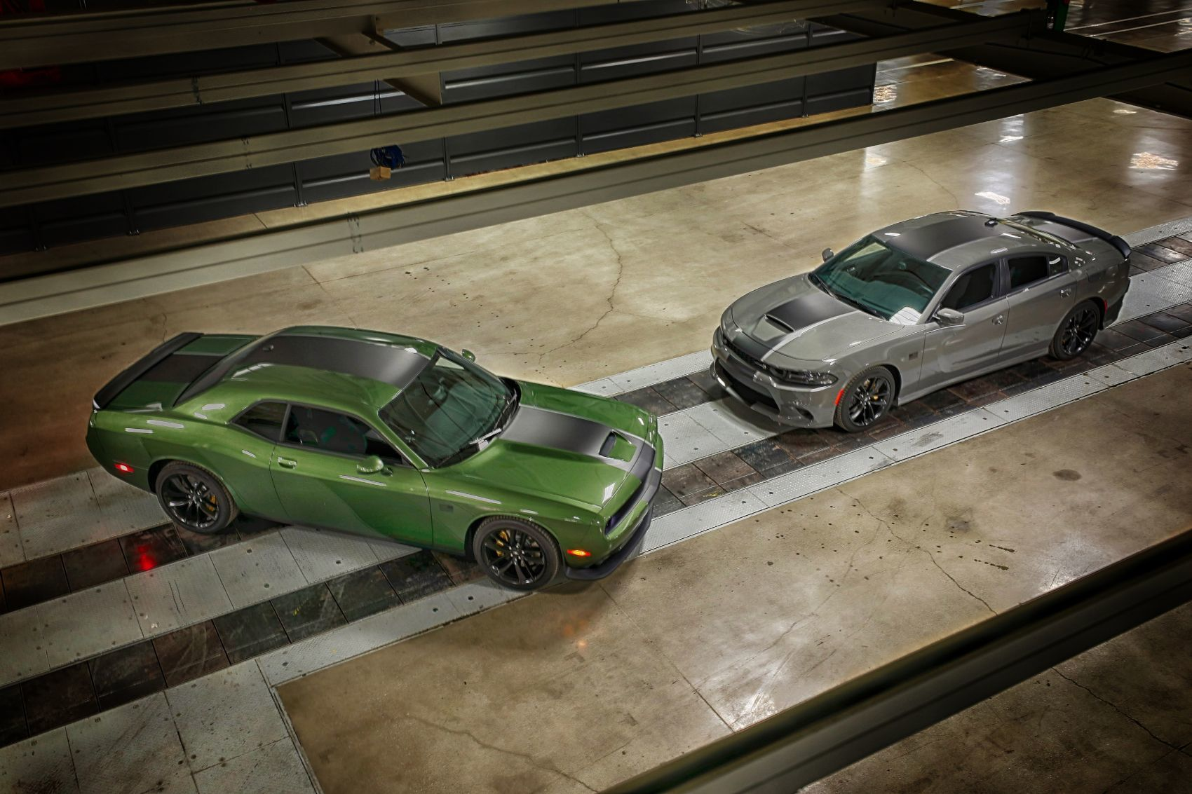 Dodge Debuts Stars & Stripes Edition Charger & Challenger 15